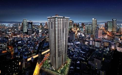 大阪福島タワーの画像