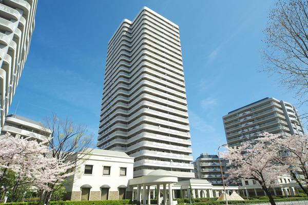 ベル・パークシティアネックスセンター棟の画像