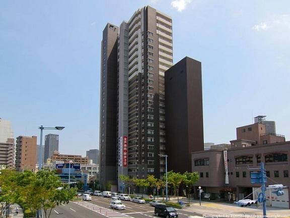 ベリスタタワー福島の画像