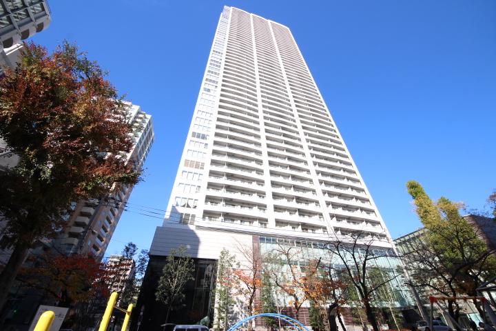 大阪ひびきの街ザ・サンクタスタワーの画像